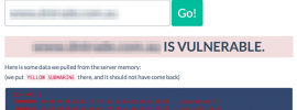 Heartbleed Unpatched