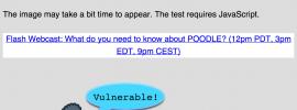 Testing for Poodle SSLv3