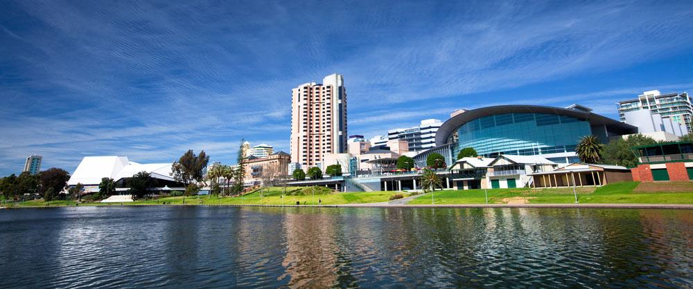Adelaide River Side Landscape
