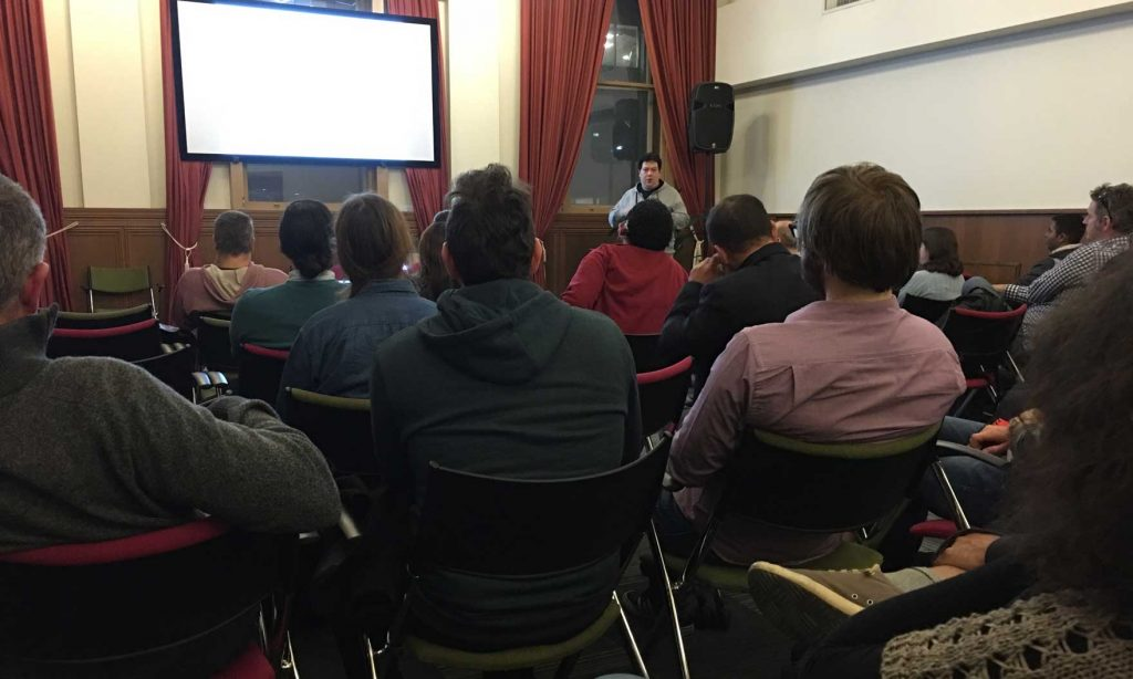 Melbourne WordPress Developer Meetup