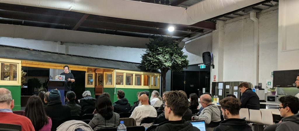 WordPress Security at the Melbourne WP Meetup