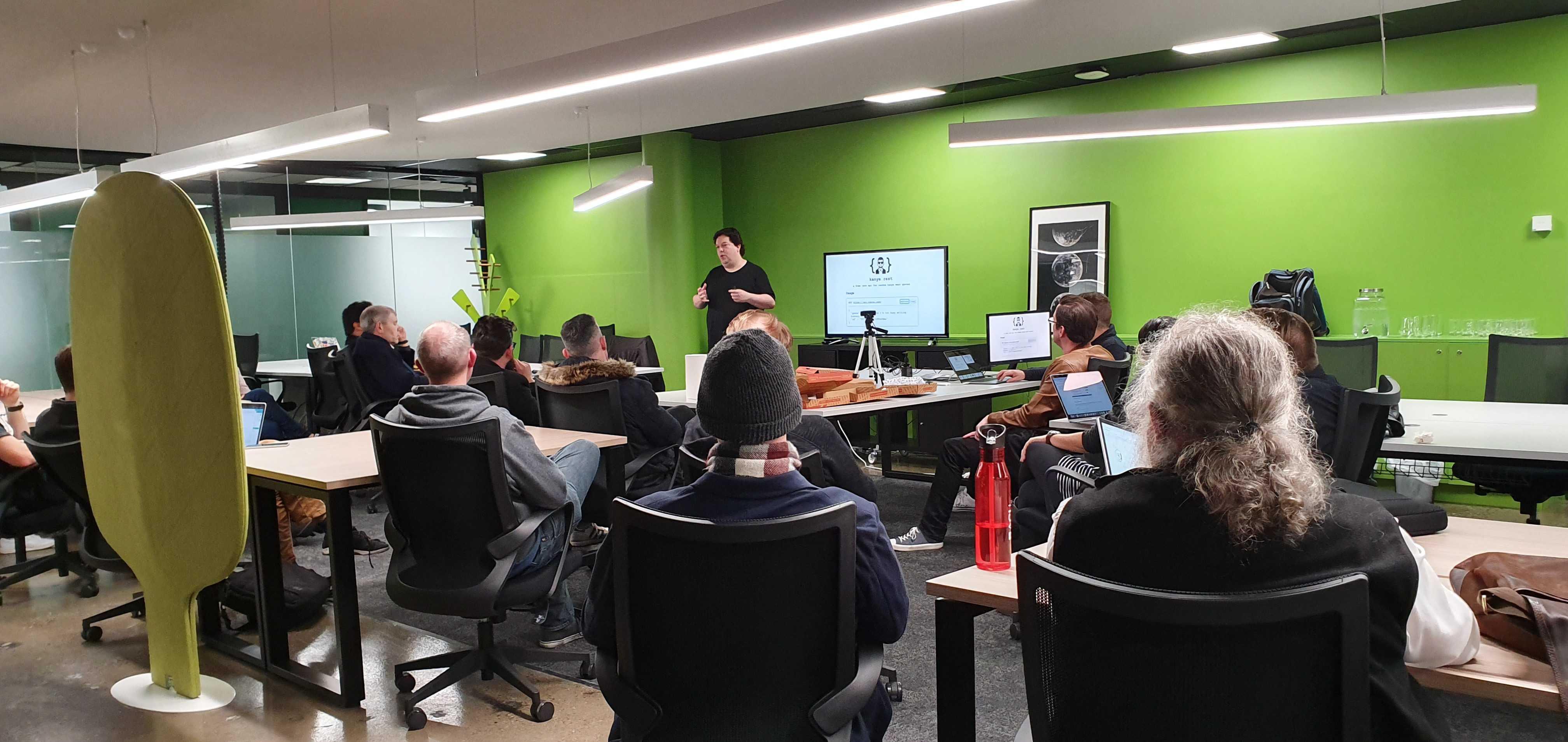 Google Data Studio Presentation by Chris Burgess